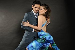 Stefania en Juan Martin Valencia