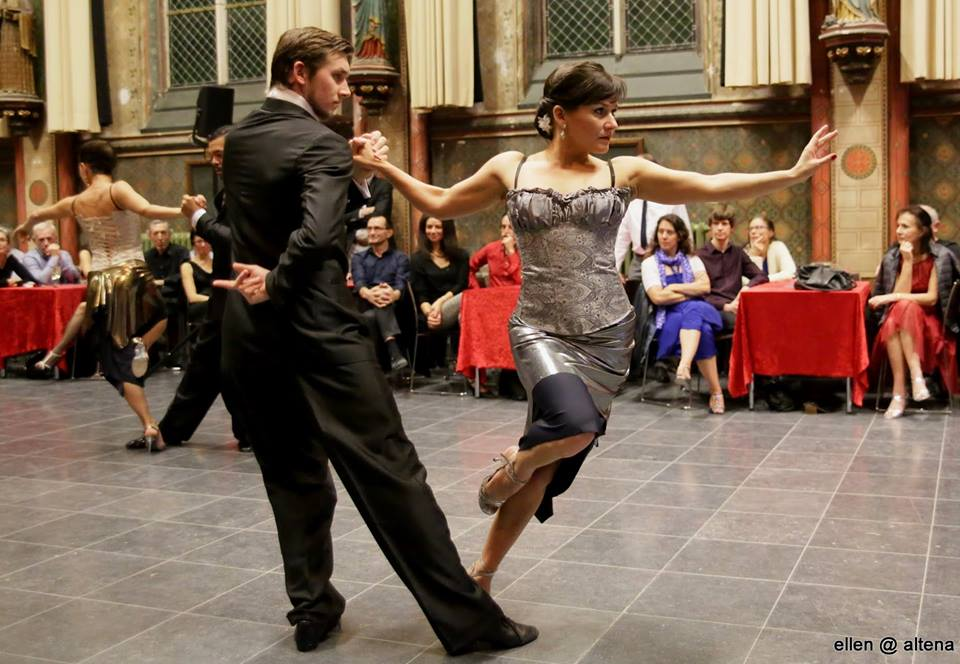 Alma de Tango in de Altenkapel